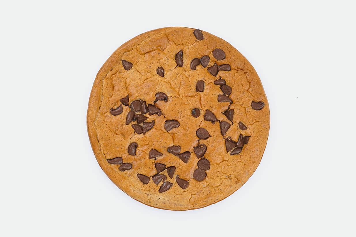 Pancake chocolat
