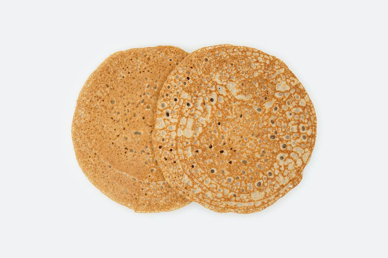Blinis sans gluten