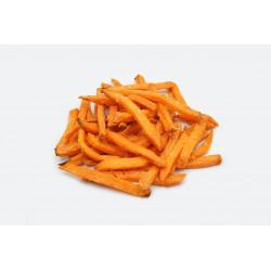 Frites patates douces