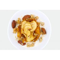 Porridge Vegan Sweet apple