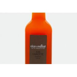 Jus carotte alain milliat
