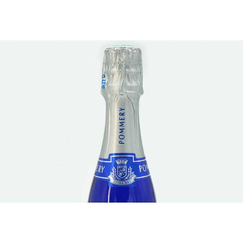 Champagne pop silver