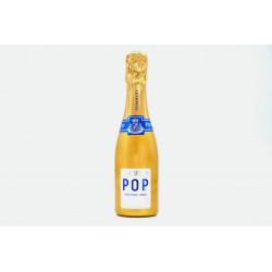 Champagne pop gold