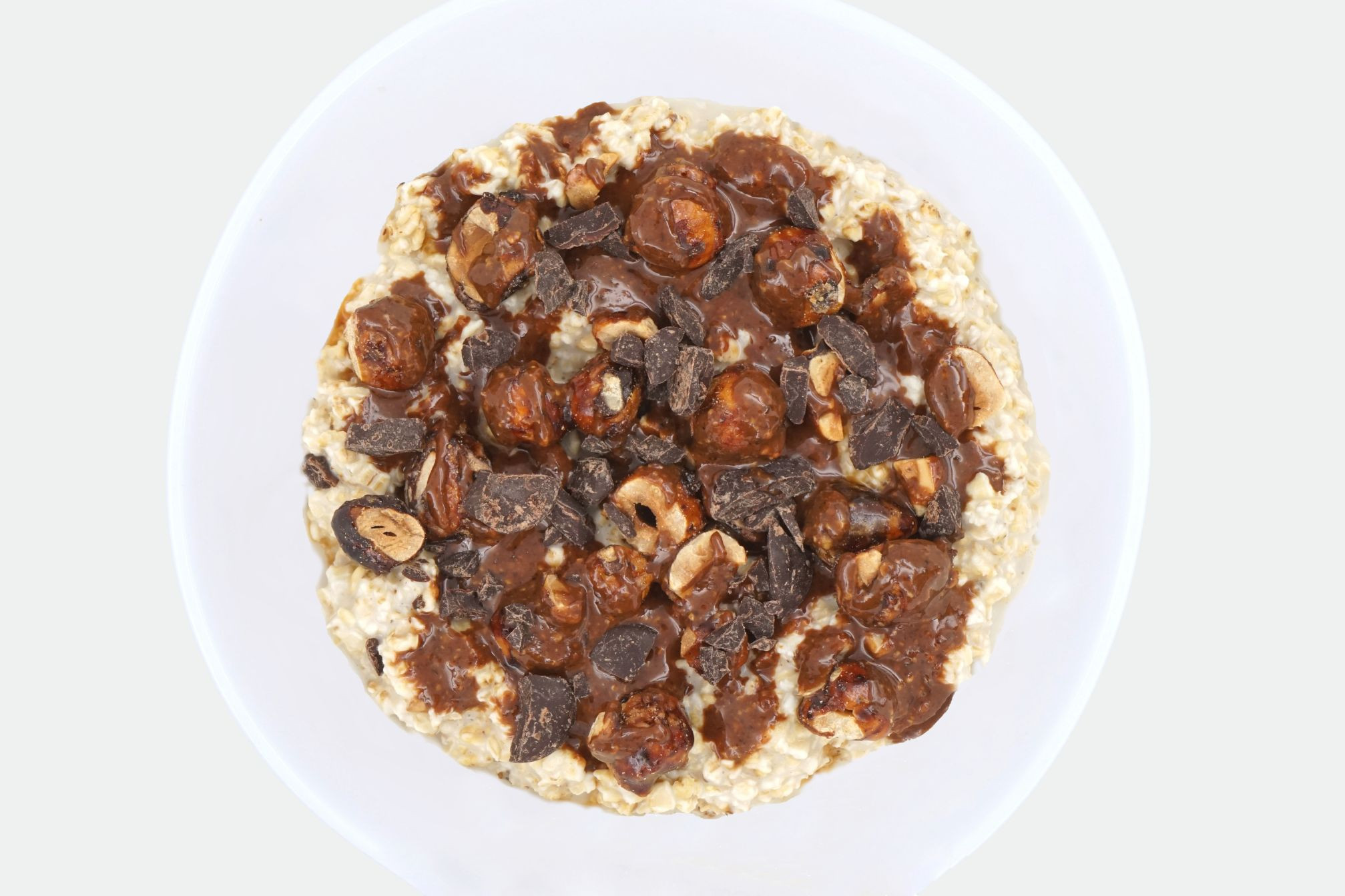 Porridge vegan / Choco...