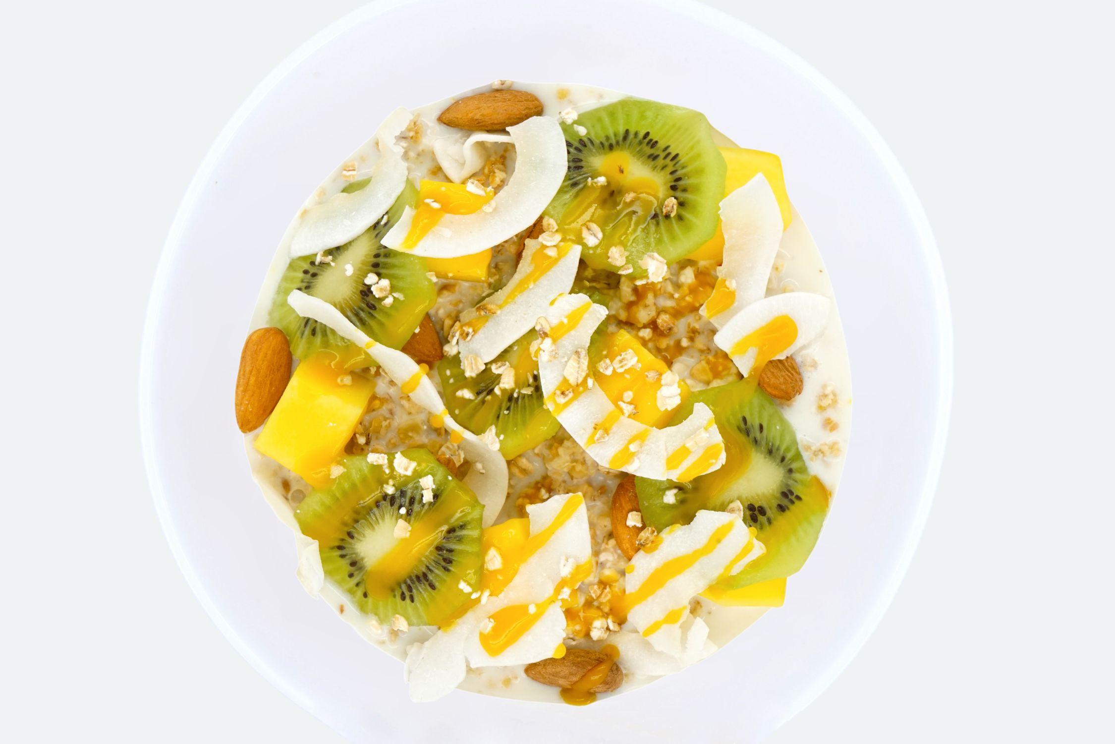 Porridge vegan / Tropical...